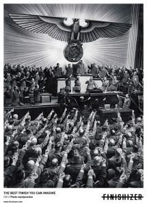 ¿Harto de la manipulación fotográfica? Este divertido anuncio protagonizado por Hitler le hará volver a amarla