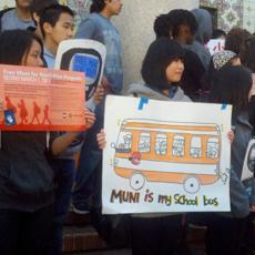 Google dona 6,8 millones para que los niños de San Francisco puedan ir gratis en autobús
