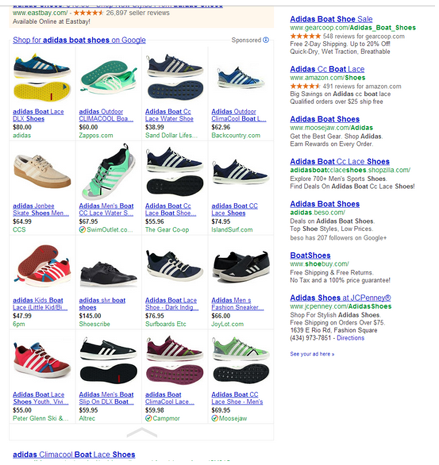 google PLA1