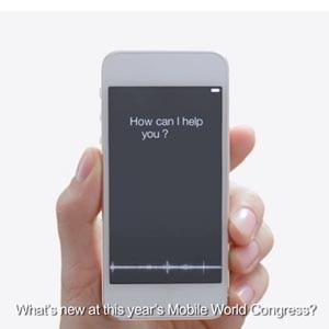 Huawei se burla de Siri de Apple en su última campaña