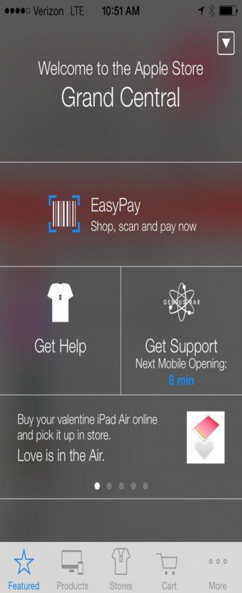 ¿Cambiará iBeacon nuestra forma de comprar?