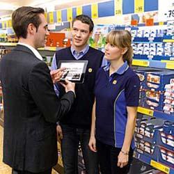 Lidl apuesta por la tecnología móvil para gestionar sus tiendas