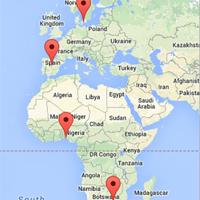 Un mapa global pone a tan sólo un clic a directores de marketing de todo el mundo