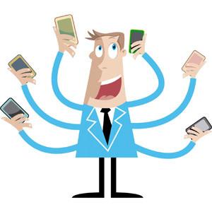 Analizando los hábitos, las rutinas y las manías de los usuarios de smartphones en el MWC