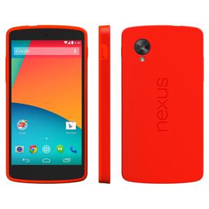 Google lanza por sorpresa un Nexus 5 en color rojo con motivo de San Valentín