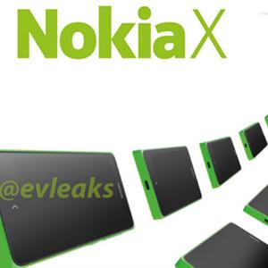 Filtran una imagen de prensa del Nokia X, su esperado smartphone con el sistema Android