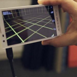 El nuevo smartphone de Google tendrá sensor 3D