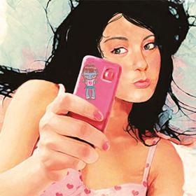El 44% de los jóvenes de entre 18 y 24 años practican 'sexting'