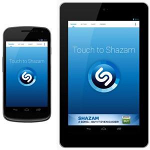 ¿Es fan de Shazam? La versión para Android de esta app podría estar