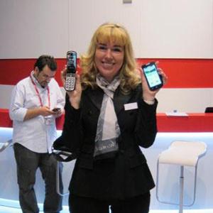 Emporia lanza su primer 'smartphone' de fácil uso para mayores