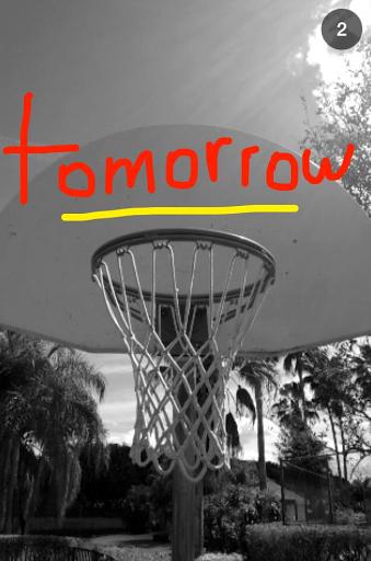 tomorrow james