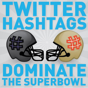 Las marcas se apuntan a la moda del hashtag para sus anuncios de la Super Bowl