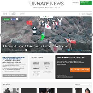 Benetton quiere dibujarnos una sonrisa en la cara con una plataforma online de buenas noticias