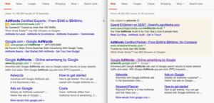 El nuevo aspecto de Google podría apuntar a una nueva era en el diseño web