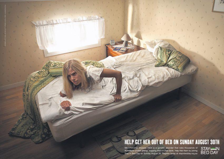 ¿Hoy no se puede levantar? A estos 50 anuncios también se le han pegado las sábanas