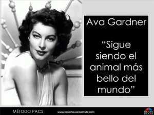 ¿Sigue siendo Ava Gardner el animal más bello del mundo? El neuromarketing dice que sí