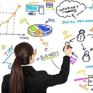 Los medios de comunicación reconocen el papel de las redes en sus negocios, los ejecutivos no