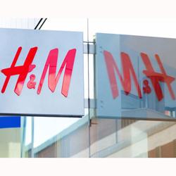 H&M se alía con la tecnología incorprando la opción de pago desde el probador