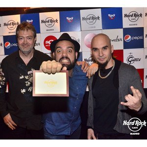 The Seventh Grade, ganadores de Hard Rock Rising Madrid 2014