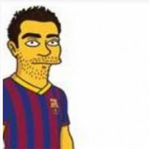 Los jugadores del Barcelona se vuelven amarillos en un capítulo especial de Los Simpsons