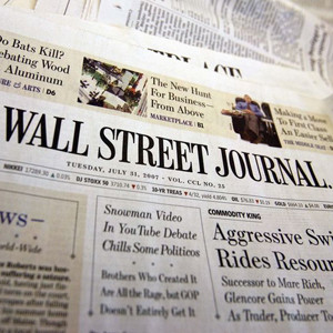 Wall Stret Journal apuesta por la publicidad nativa para su versión web