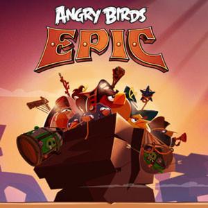 Los pájaros enfadados se trasladan a la Edad Media en Angry Birds Epic