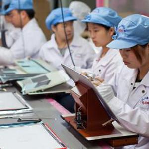 Apple contrata a cientos de ingenieros en China y Taiwán para acelerar el volumen de producción