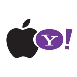 apple yahoo