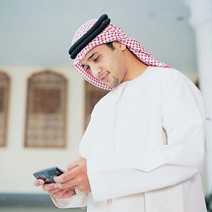 Un hombre paga en los Emiratos Árabes la friolera de 1,5 millones de euros por un número de teléfono móvil