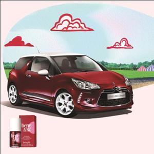 Citroën se alía con Asos y Benefit para lanzar una boutique online de coches