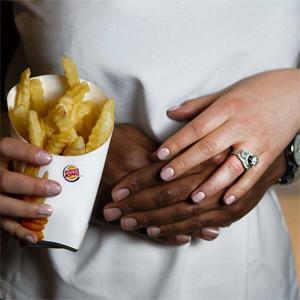 Burger King añade una nota