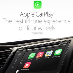 Apple lanza CarPlay para poder funcionar con Siri en el coche