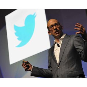 Dick Costolo, CEO de Twitter, viaja por primera vez  a China
