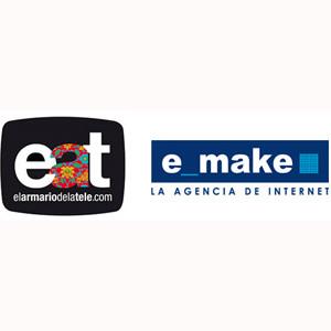 El Armario de la Tele elige a e_make para la optimización de su web