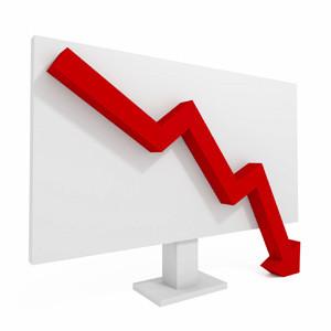 El precio de la publicidad desciende en un 3,4% en el último trimestre de 2013 respecto al año anterior
