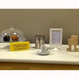 Impresoras 3D, café y pasteles: se abre en Barcelona el primer 'FabCafé' de Europa