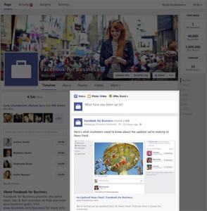 Las páginas de marcas de Facebook pasan por chapa y pintura y estrenan un