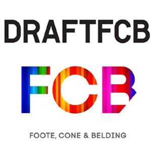 Draft FCB regresa a su viejo nombre, FCB, y estrena nuevo y colorido logo