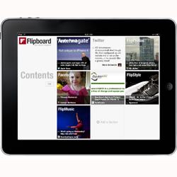 Los usuarios de Flipboard crearon 7 millones de revistas en sólo un año