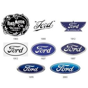 Las grandes marcas también cambian de logo, descubra la evolución de 18 de ellas en una infografía