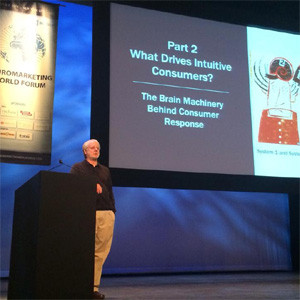 Steve Genco en el Neuromarketing World Forum: