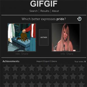 ¿Problemas para encontrar GIFs que describan sus emociones? Esta base de datos es lo que andaba buscando