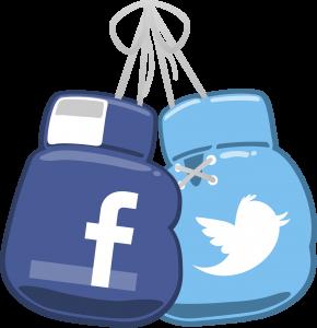 Twitter Vs. Facebook: ¿Quién imita a quién?