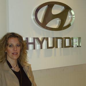 Margarita Rodríguez (Hyundai) en #FOA2014: