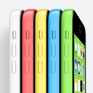 El iPhone 5C consigue más ventas que Blackberry o Windows Phone en el último trimestre del año