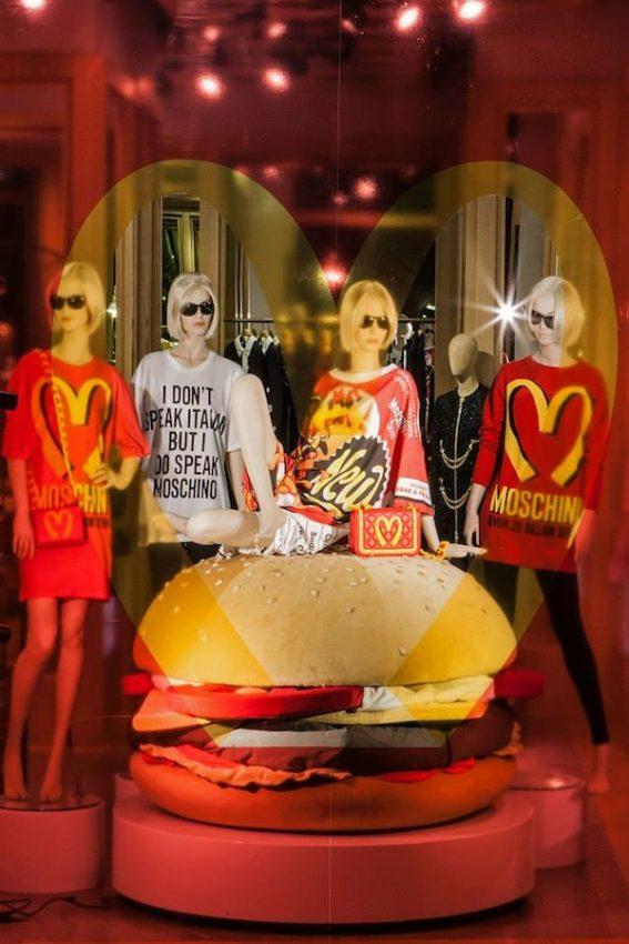 McDonald's demuestra que la comida rápida es tan 'cool' que puede subirse perfectamente a la pasarela
