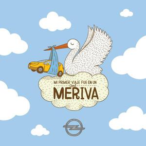 El Opel Meriva compartirá con tres familias españolas el primer viaje en coche de sus bebés recién nacidos