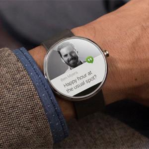 Motorola se sube al tren de los smartwatches con Moto 360, que estará