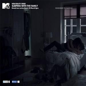 MTV presenta un nuevo programa con una web interactiva donde una pareja hace