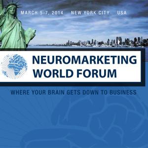 Explorando los recovecos del cerebro del consumidor en el Neuromarketing World Forum 2014 #NMWF